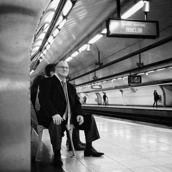 Portrait Photograph - Señor #señor #man  #portrait by Rafa Rivas