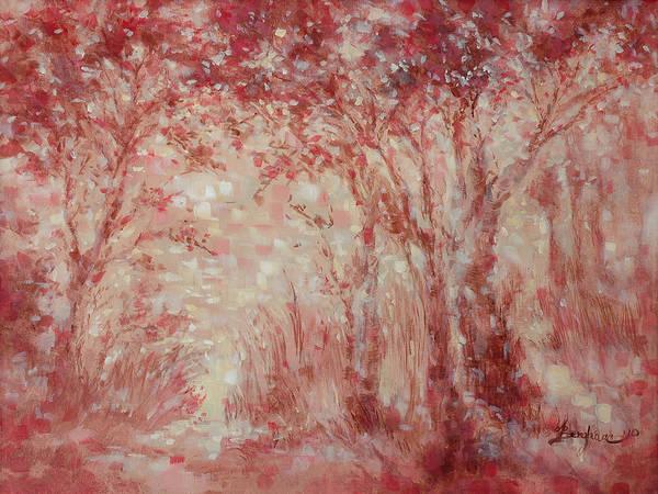 Wall Art - Painting - September 2 by Aneta  Berghane