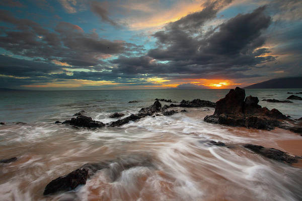 Kihei Photograph - Serenity by James Roemmling