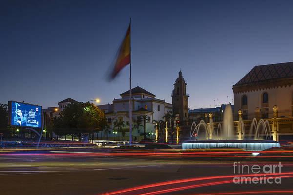 Photograph - Seville Quarter Cadiz Spain by Pablo Avanzini