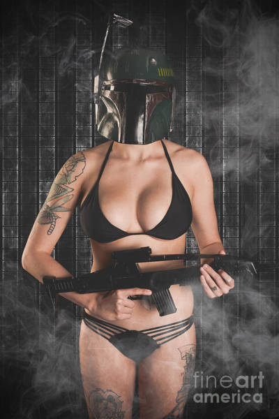 Cosplay Photograph - Sexy Fett by Jt PhotoDesign