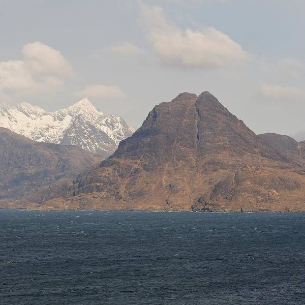 Photograph - Sgurr Na Stri by Stephen Taylor