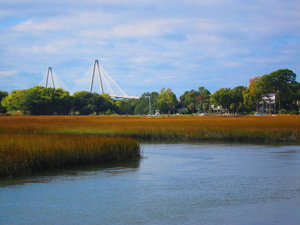 Wall Art - Photograph - Shem Creek by Pat Exum