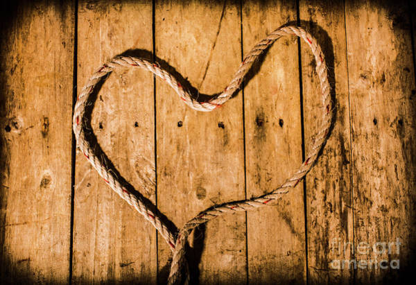 Wall Art - Photograph - Ship Shape Heart  by Jorgo Photography - Wall Art Gallery