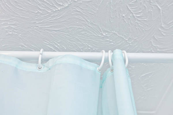 Shower Curtain Photograph - Shower Curtain by Tom Gowanlock