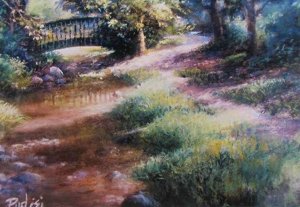 Pastel - Shupp's Grove by Bill Puglisi