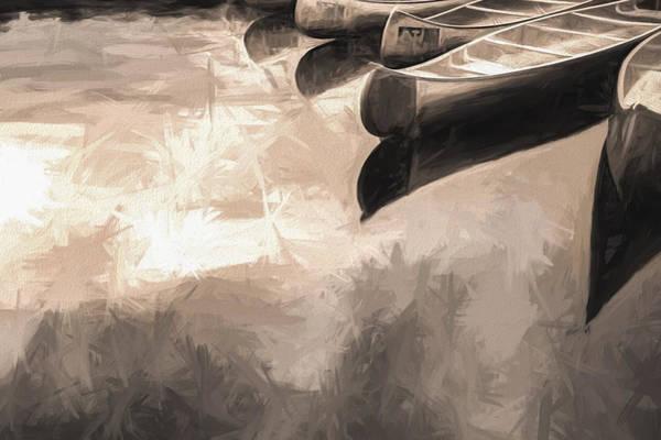 Digital Art - Silver Fish IIi by Jon Glaser