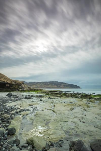 Photograph - Singing Sands, Eigg by Neil Alexander