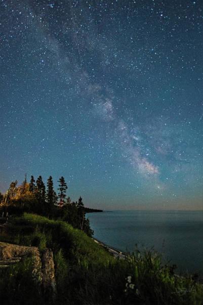 Photograph - Sky Light by Doug Gibbons