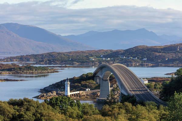 Wall Art - Photograph - Skye Bridge - Scotland by Joana Kruse