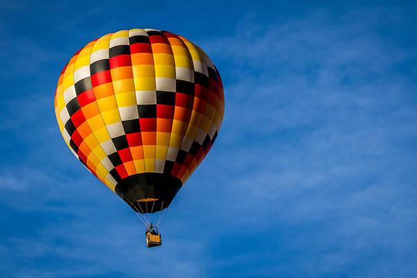 Photograph - Skywalker - Hot Air Balloon by Ron Pate