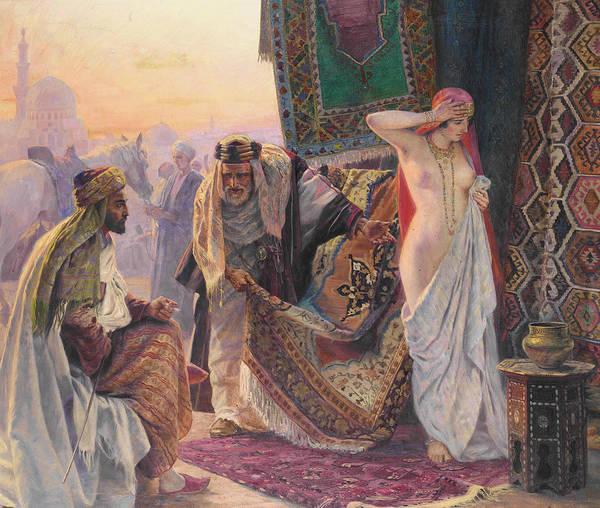 Painting - Slaver  by Otto Pilny