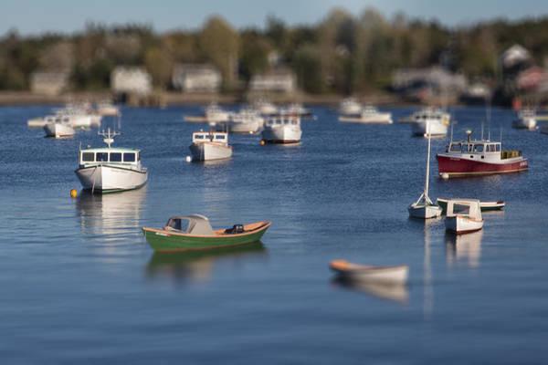 Photograph - Sleeping Boats by Jon Glaser