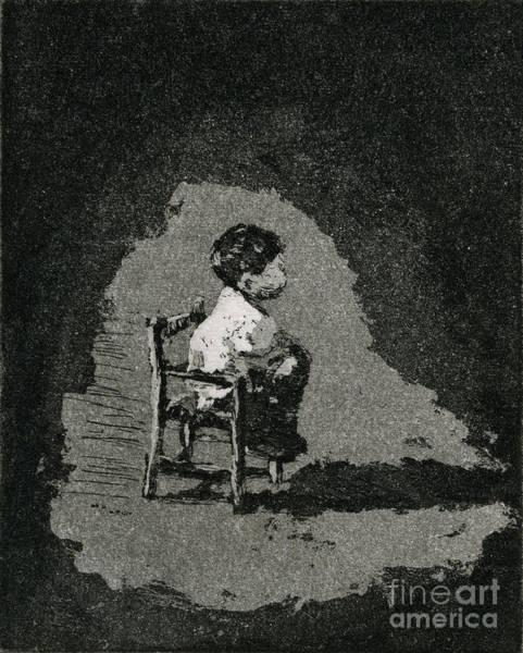 Mixed Media - Small Boy Waiting by John Bowers