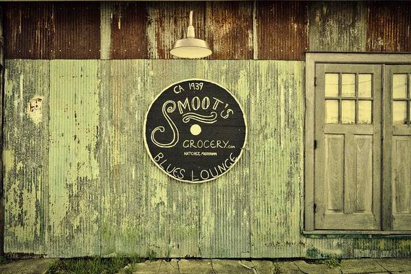 Wall Art - Photograph - Smoot's Grocery Blues Lounge by Library Of Congress