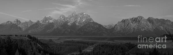 Snake Mountain Wall Art - Photograph - Snake River Sunrise Panorama by Michael Ver Sprill