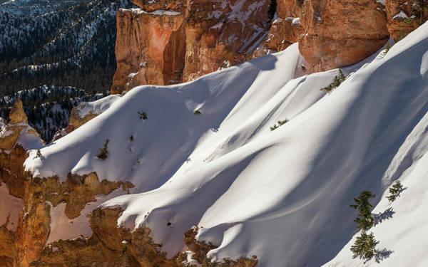 Wall Art - Photograph - Snow Drift by Joseph Smith