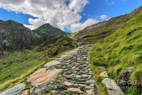 Snowdonia Wall Art - Photograph - Snowdon Summit by Adrian Evans