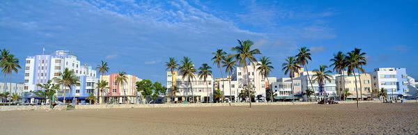 Miami-dade Photograph - Sobe, Miami Beach, Florida by Panoramic Images