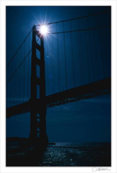 Wall Art - Photograph - Solar-bridge Eclipse by Lar Matre