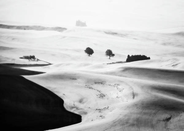 Wall Art - Photograph - Somewhere In The Palouse by Eduard Moldoveanu