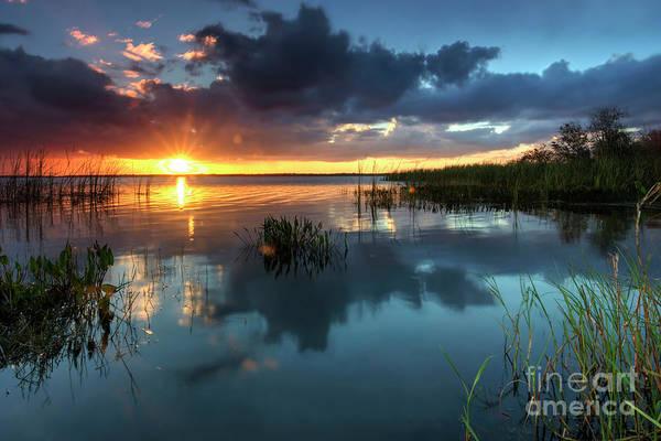 Wall Art - Photograph - South Florida Sunset by Rick Mann
