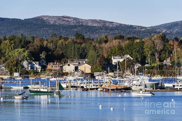 Mount Desert Island Photograph - Southwest Harbor Maine by John Greim