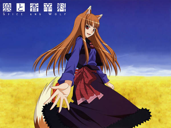 Sunset Digital Art - Spice And Wolf by Maye Loeser