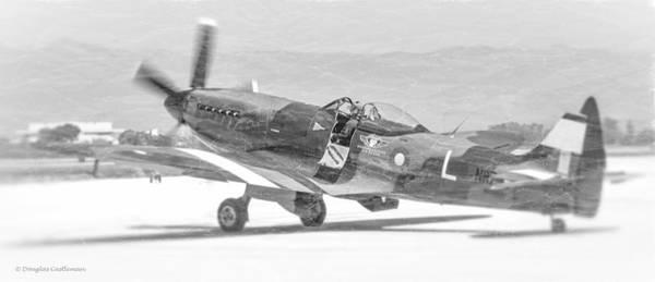 Photograph - Spitfire Mark 16 by Douglas Castleman