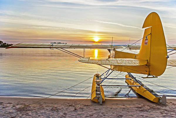 Photograph - Splash-in Sunrise  by Gary McCormick