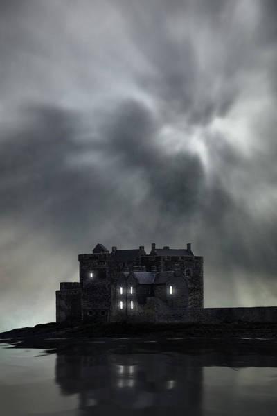 Wall Art - Photograph - Spooky Castle by Joana Kruse