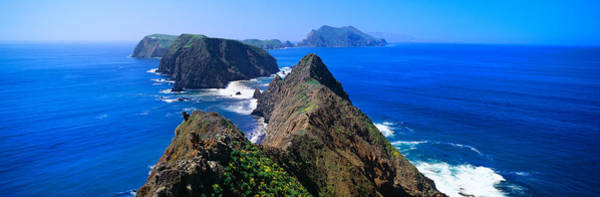 Landforms Photograph - Spring At Anacapa Island, Channel by Panoramic Images