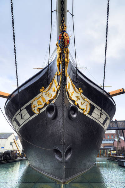 Bristol Photograph - Ss Great Britain - Bristol by Joana Kruse
