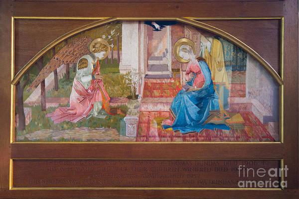 Wall Art - Photograph - St Agathas Church by Smart Aviation