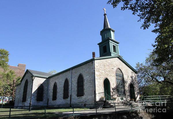 Photograph - St Ann's Church And Shrine by Steven Spak