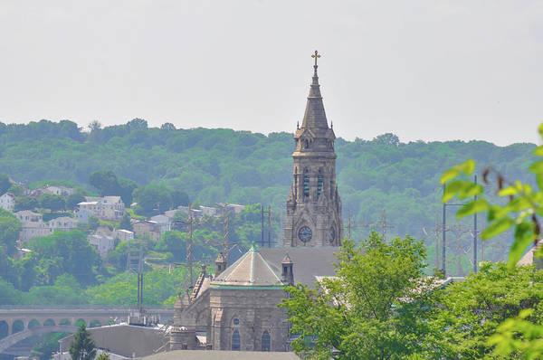 Wall Art - Photograph - St John The Baptist Church - Manayunk Philadelphia by Bill Cannon
