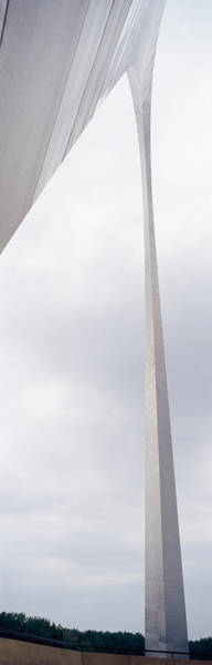 Wall Art - Photograph - St Louis Arch St Louis Mo by Panoramic Images