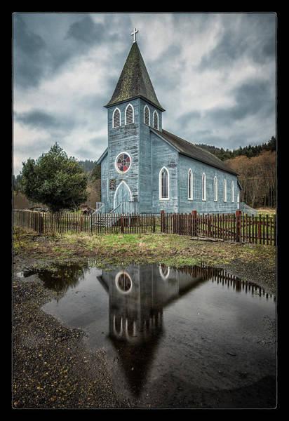 St. Marys Photograph - St. Mary's Church  by Robert Fawcett