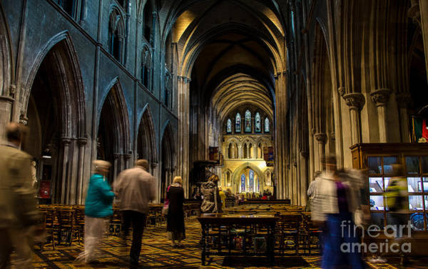 Photograph - St Patrick's Cathedral Dublin by RicardMN Photography