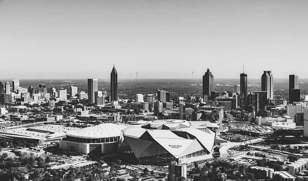 Wall Art - Photograph - Stadiums Of Atlanta by Library Of Congress