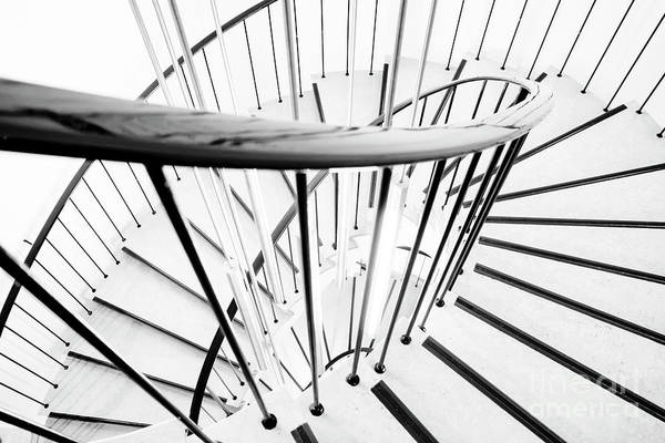 Photograph - Staircase by Mats Silvan