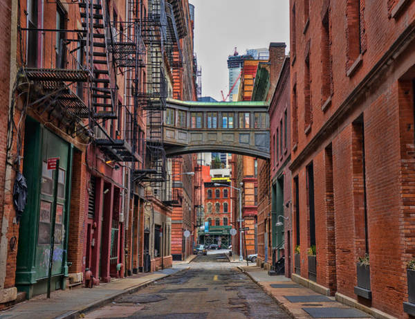 Wall Art - Photograph - Staple Street by June Marie Sobrito
