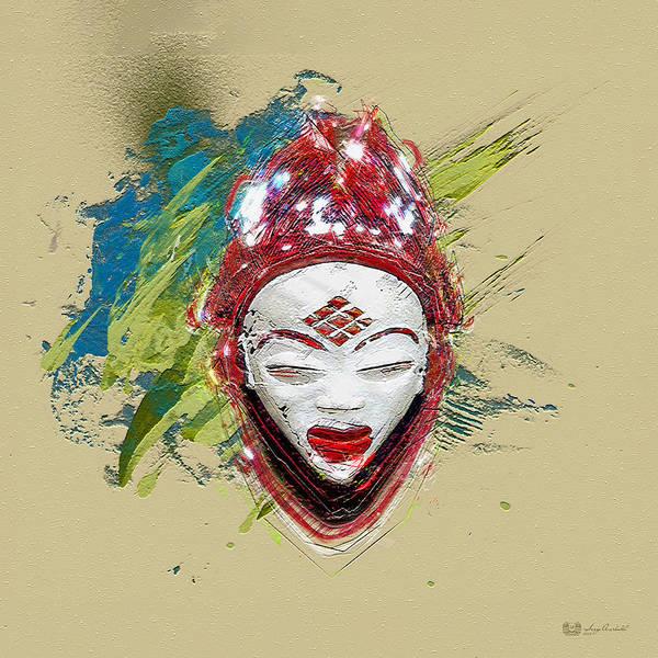 Wall Art - Photograph - Star Spirits - Maiden Spirit Mukudji by Serge Averbukh