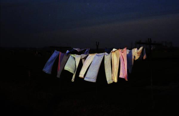 Photograph - Starry Night In Van Goghs Homeland by Wayne King