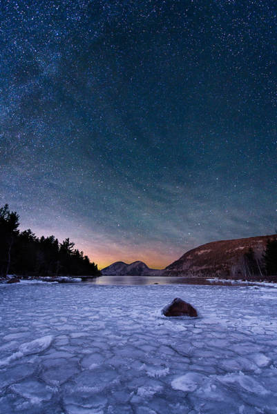 Photograph - Stars On Ice by Michael Blanchette
