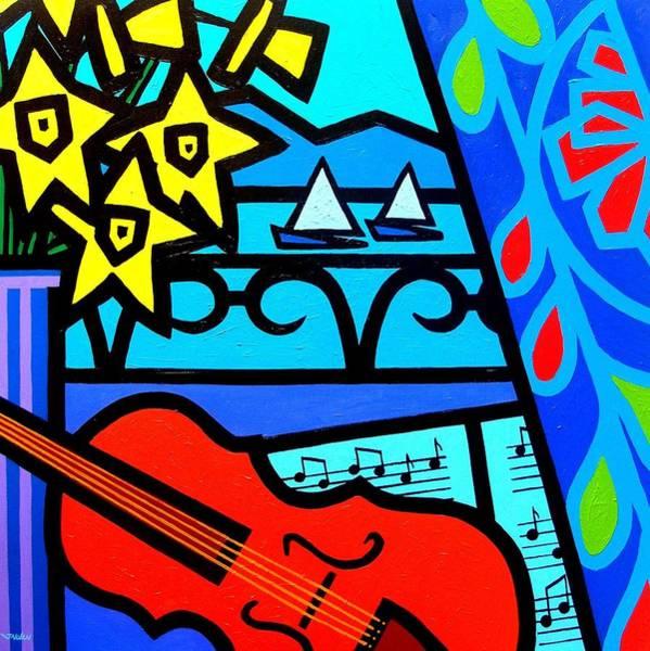 Edition Painting - Still Life At Window  II by John  Nolan