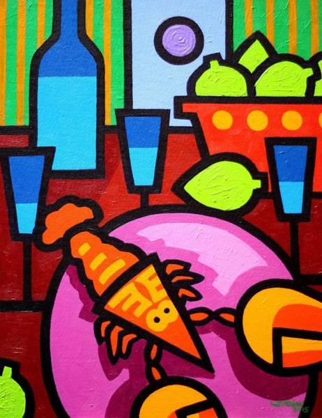 Wall Art - Painting - Still Life At Window  by John  Nolan