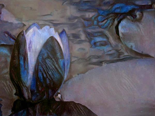Digital Art - Stillness by Richard Laeton