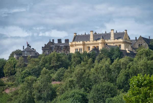 Photograph - Stirling Castle by Jeremy Lavender Photography