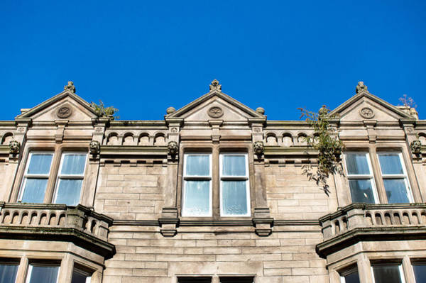 Elgin Photograph - Stone Buildings  by Tom Gowanlock